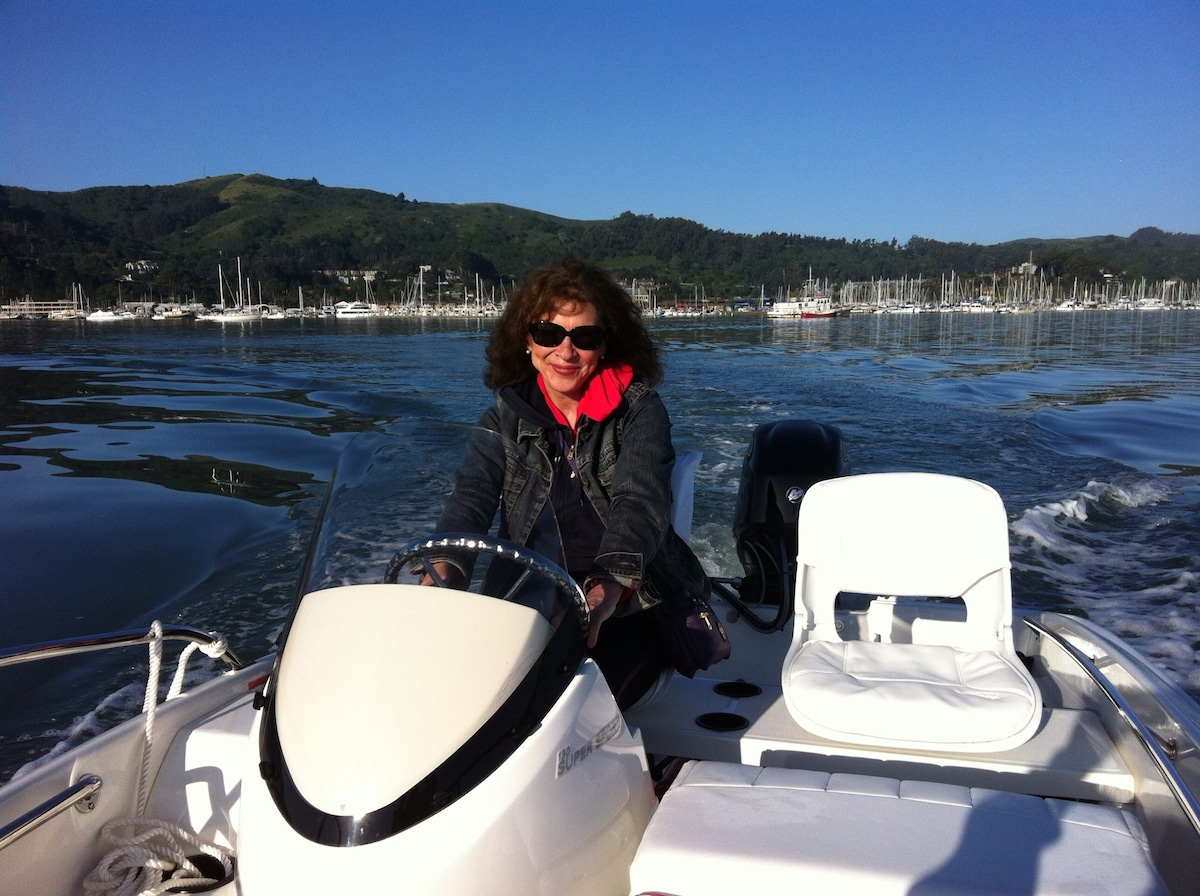 Linda From Sausalito, CA