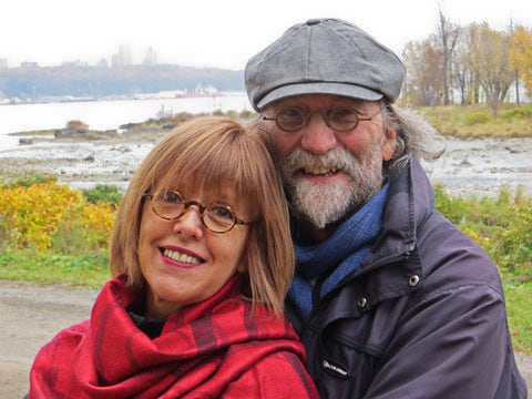 Maude & Jacques From Lévis, Canada