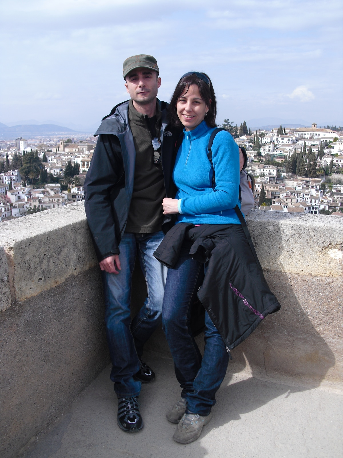 Manuel Y Patricia from Madrid