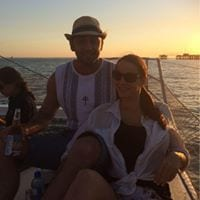 Brent and Thea are avid travellers who have found