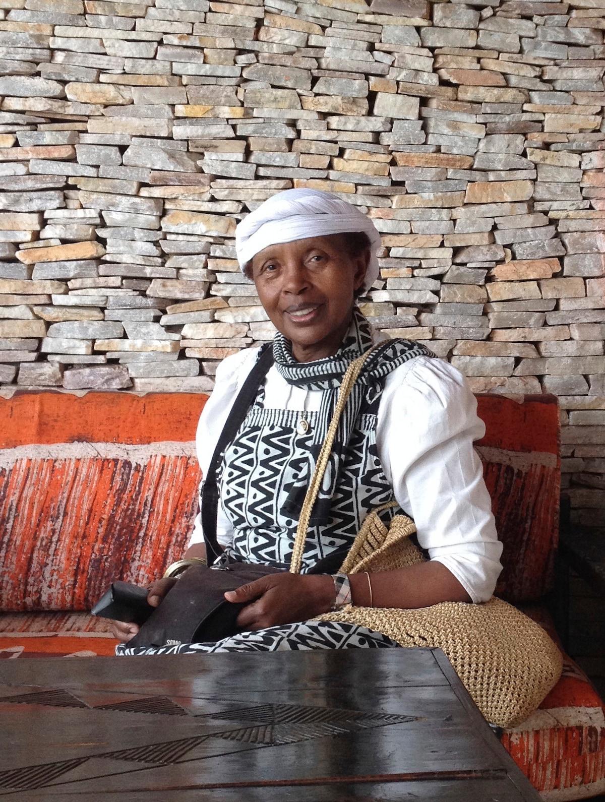 Kaïga from Kigali