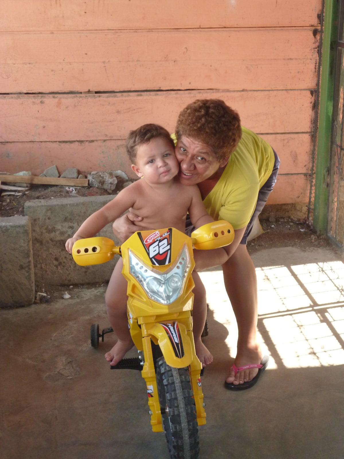 Martha From Tola, Nicaragua