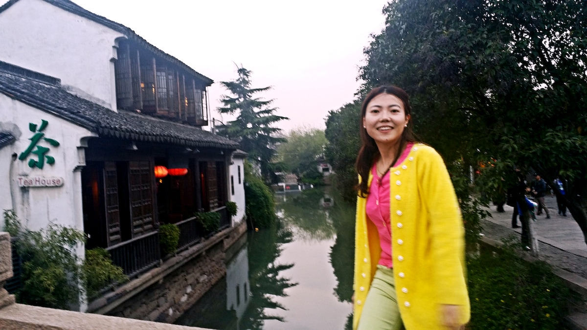 Pamela from Suzhou