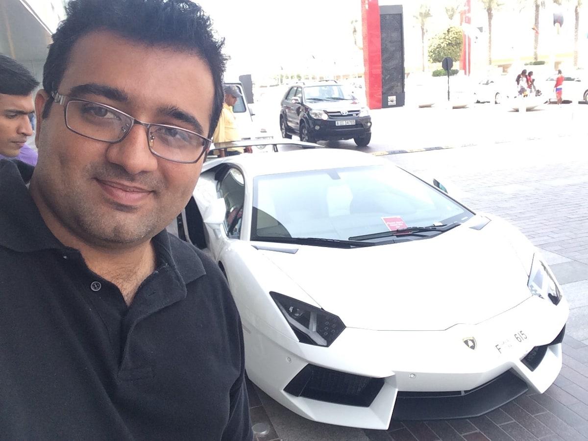 Syed From United Arab Emirates