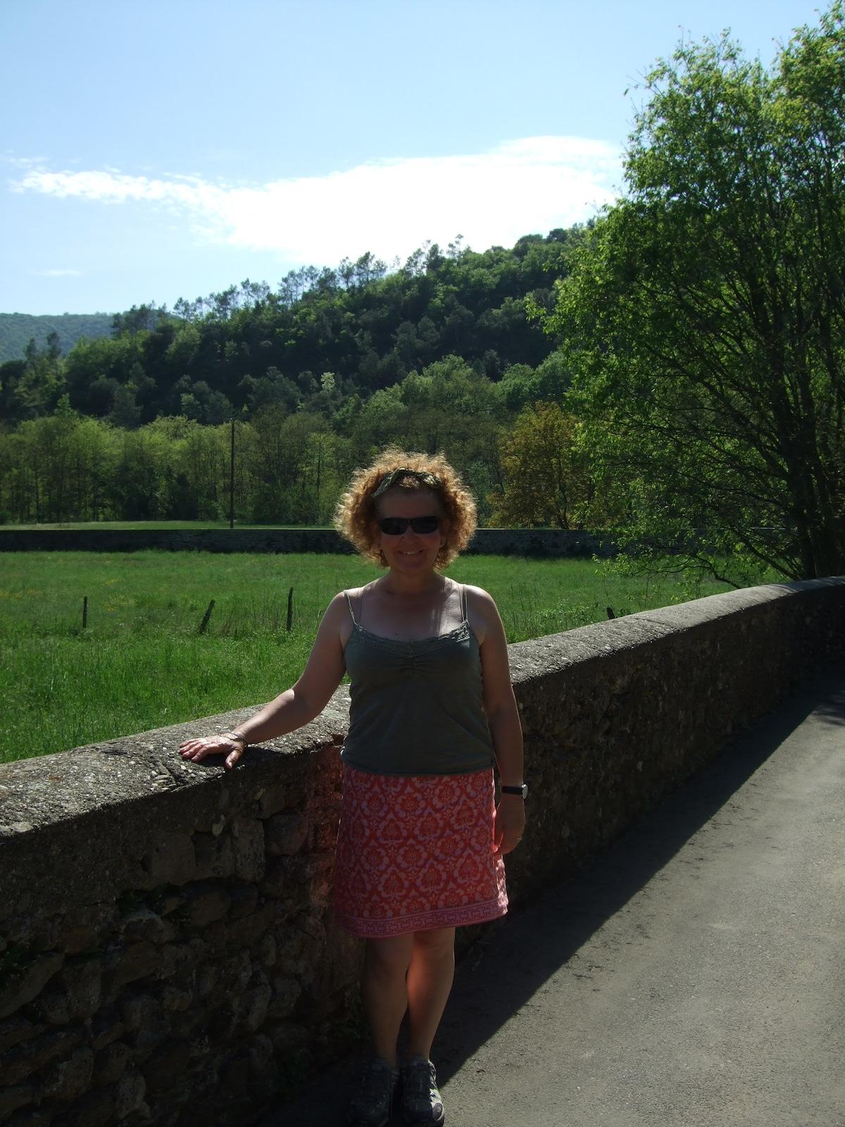 Amanda from Sedgehill