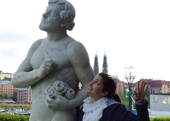 Ciao, I'm Sara!  I like to travel and meet new pe