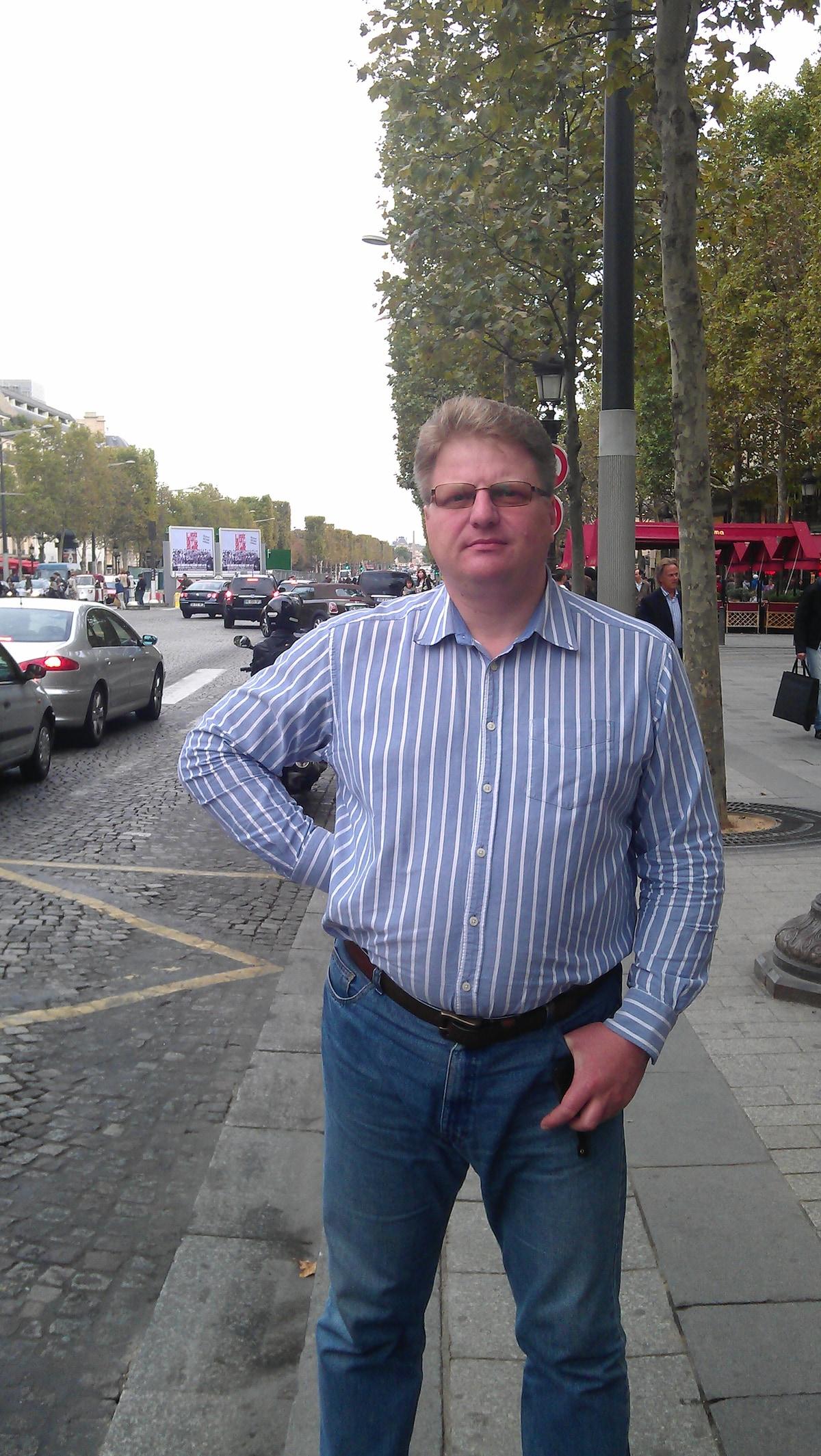 Dmitry From Düsseldorf, Germany
