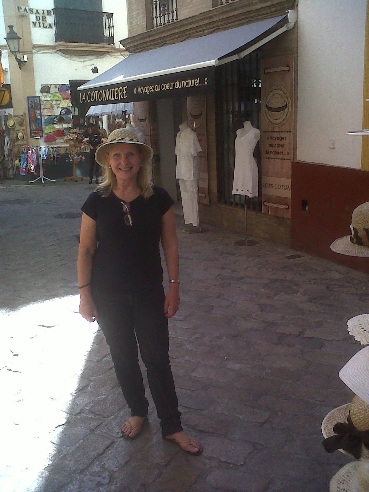 Teresa From Garraf, Spain