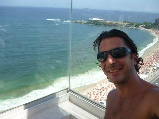 Andres from Rio de Janeiro