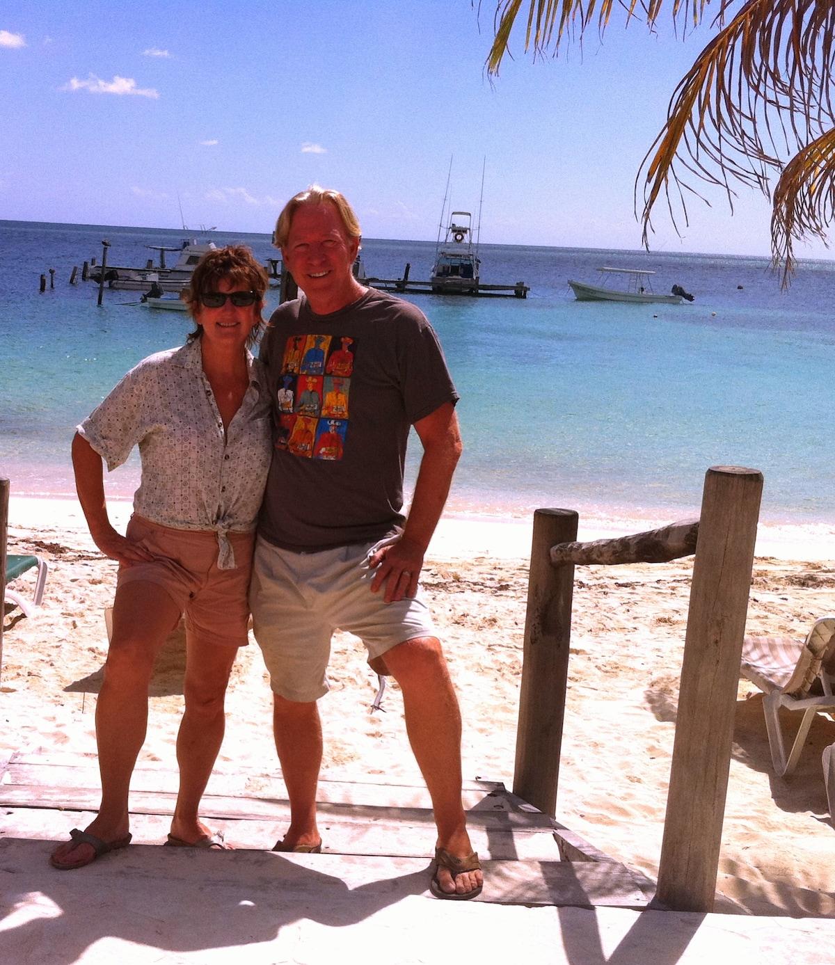 Russ & Leanna from Puerto Morelos