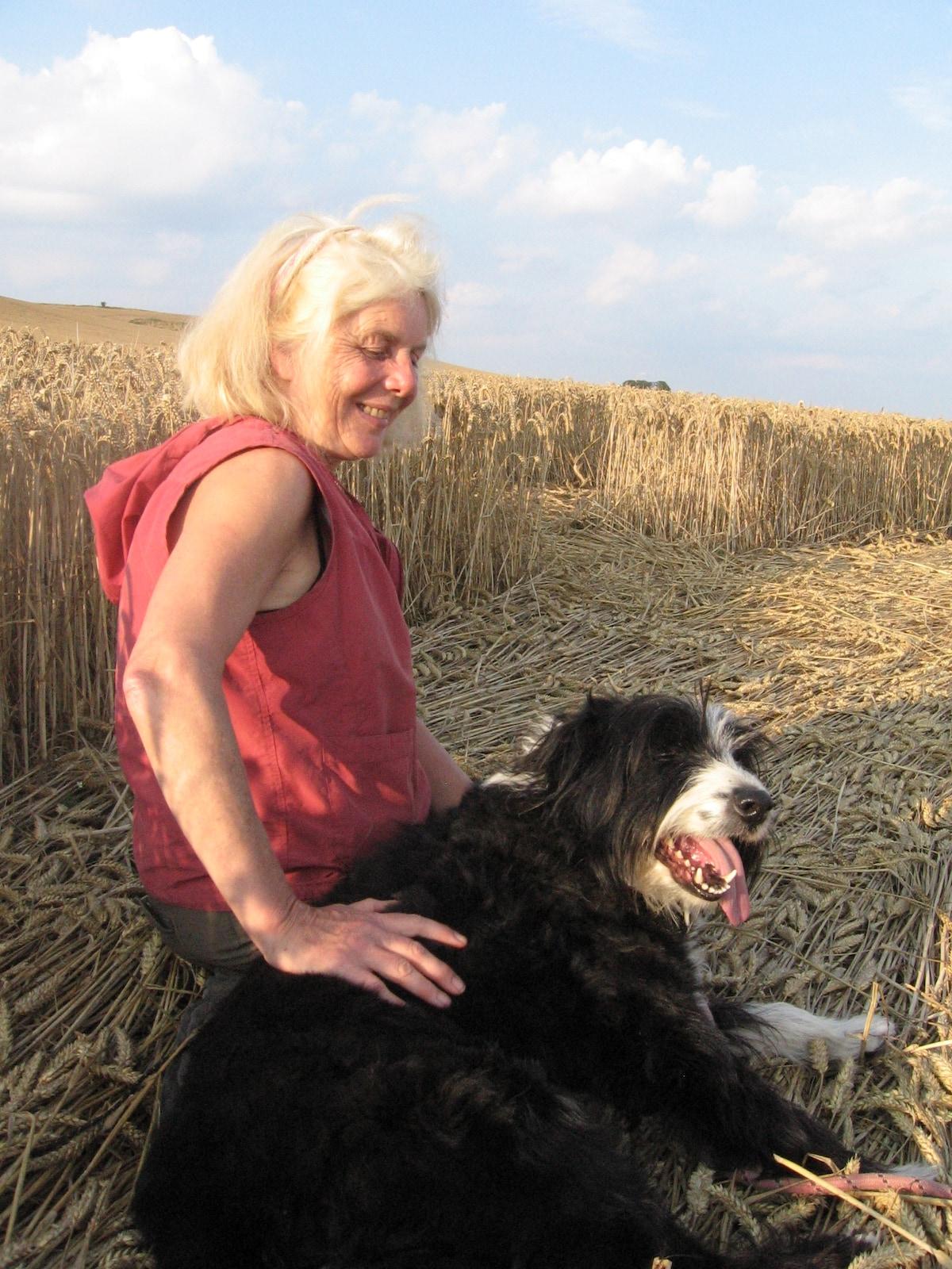 Patricia from Glastonbury
