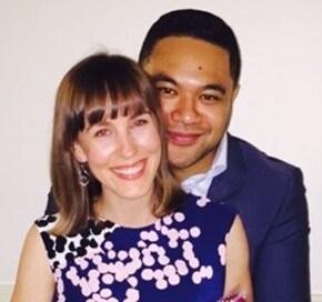 A 30-something Australian professional couple, who