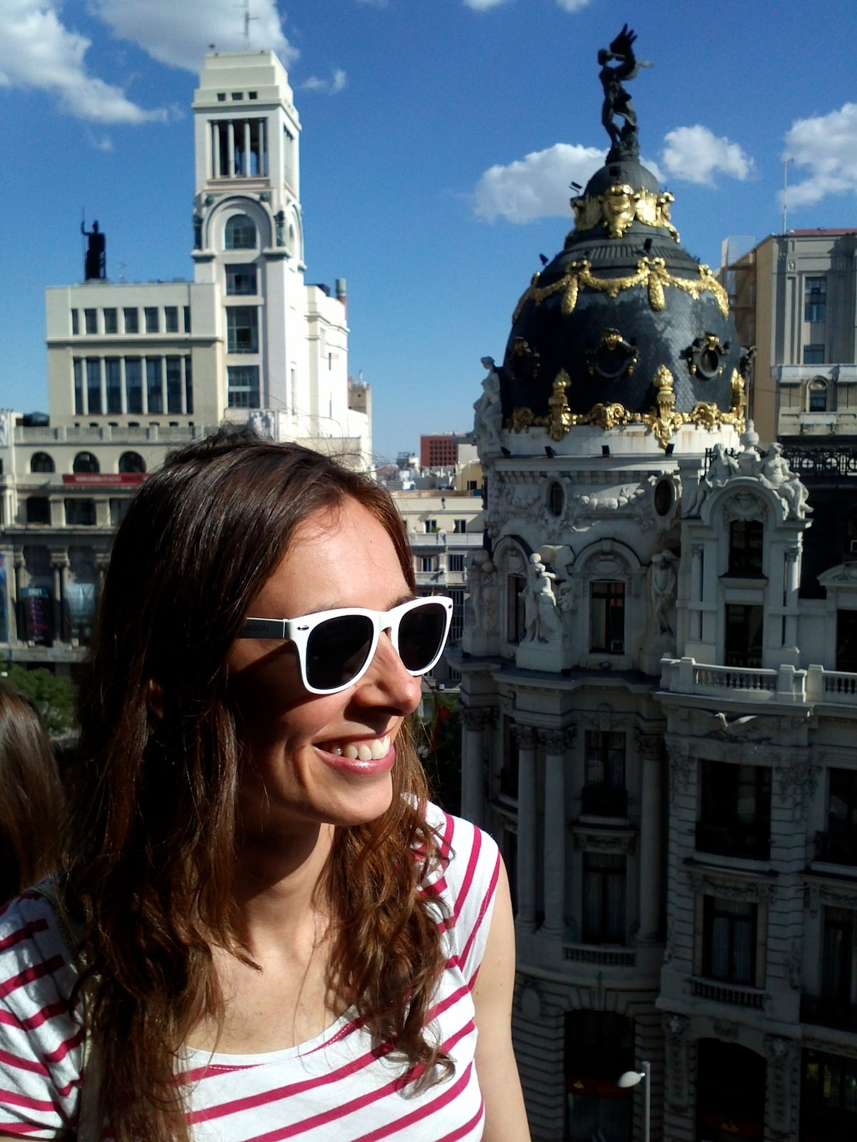 Ana From Linares, Spain