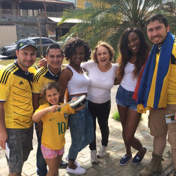 Solange from Belo Horizonte