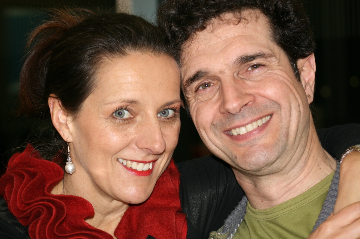 Esther & Stefano from Zug