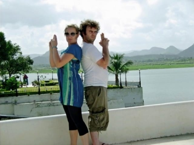 James And Sammy From Whitstable, United Kingdom