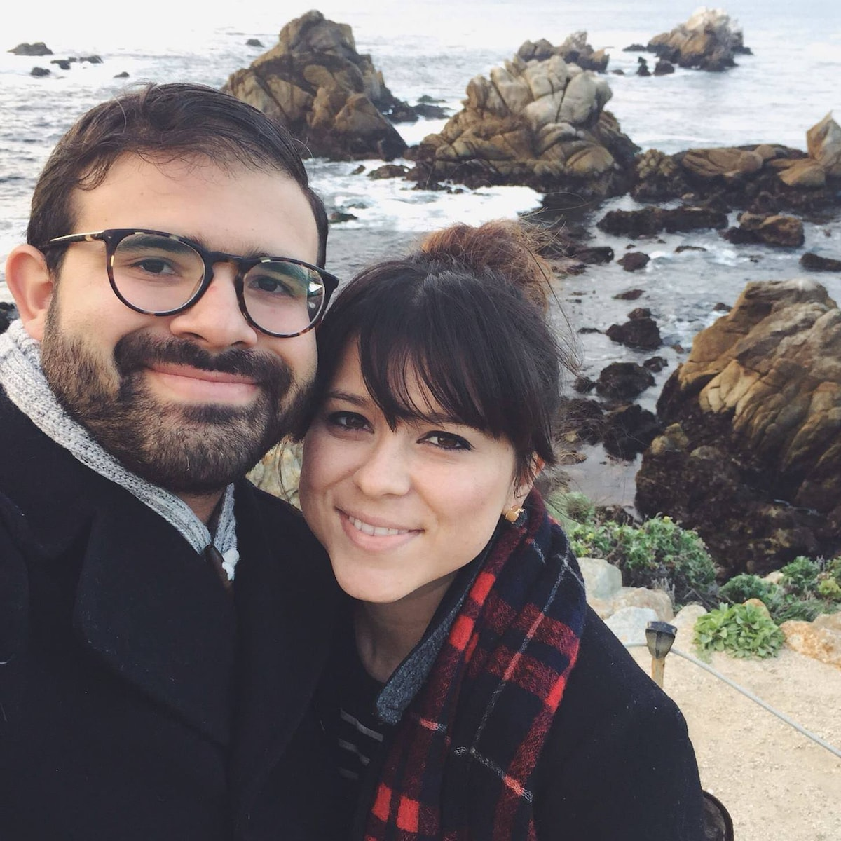 Joshua & Brooke from Pasadena