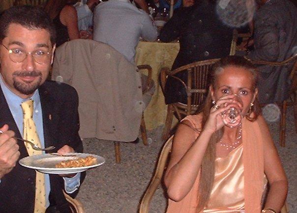 Io e mio marito Roberto viviamo a Chiusi in provin