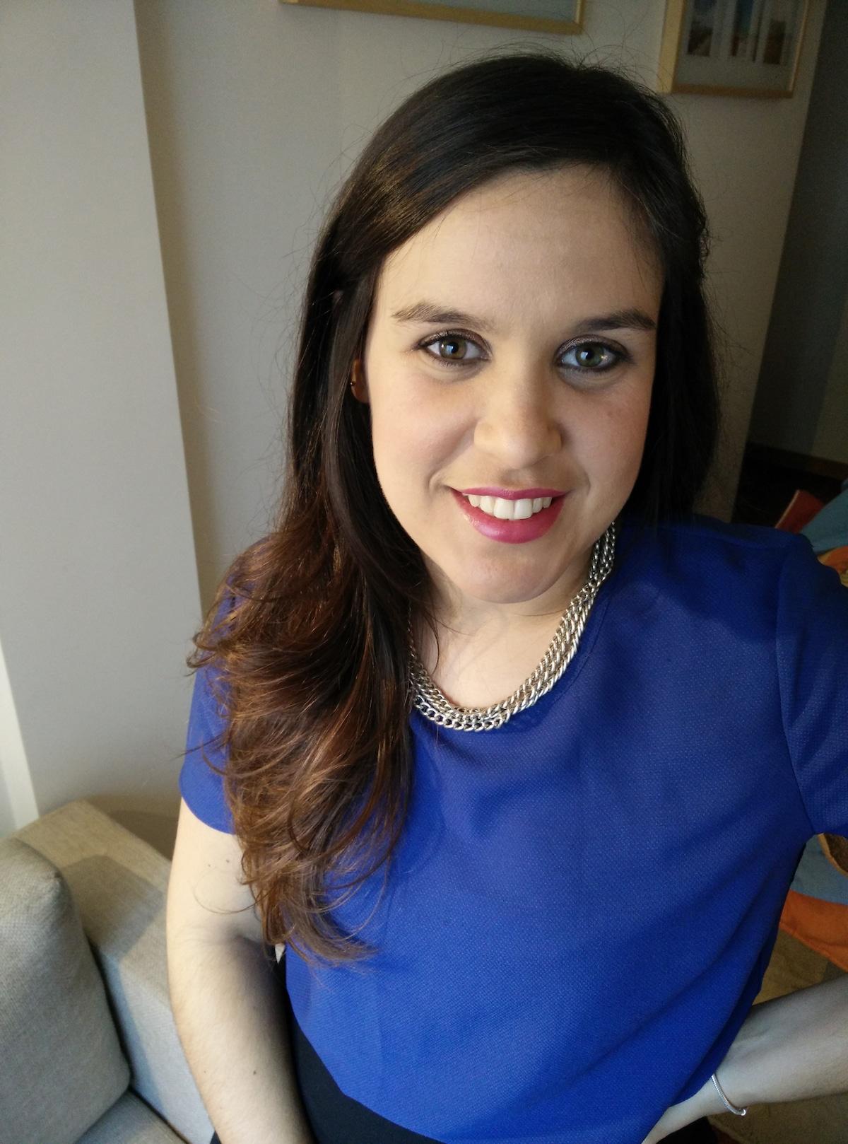 Ana Isabel from Aveiro