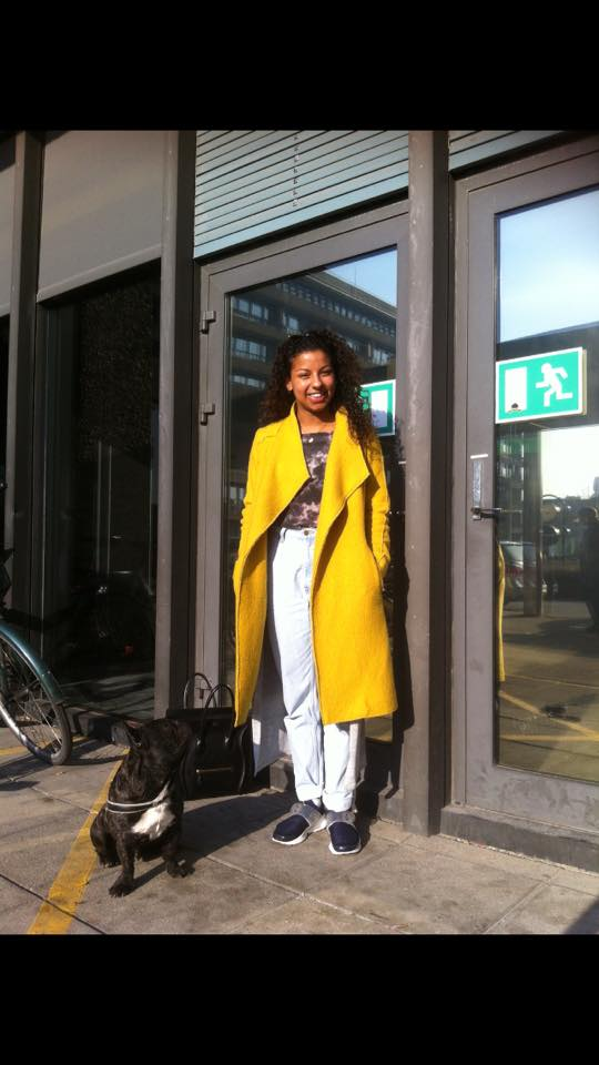Sara from Frederiksberg