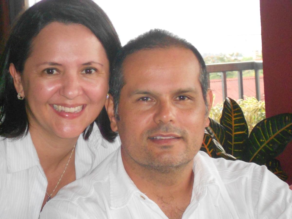 Gabriel & Magdalena From Tambor, Costa Rica
