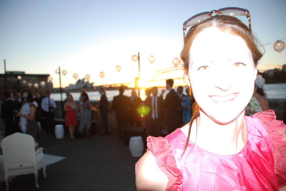 Charlotte from Bondi Beach
