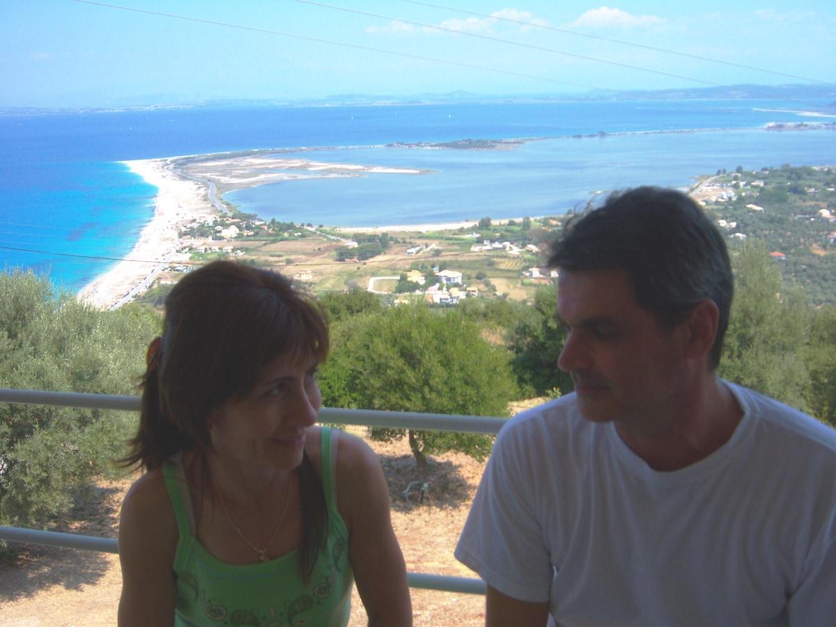 Spiros From Tsoukalades, Greece