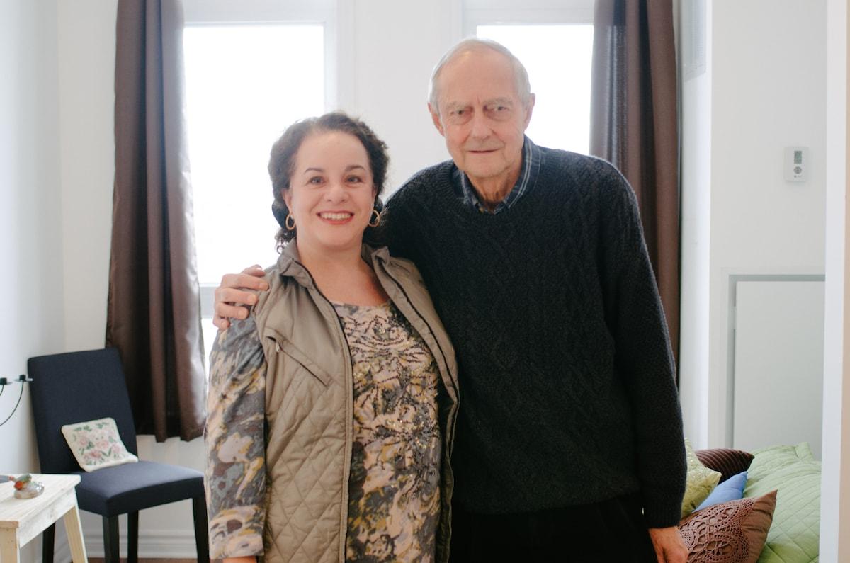 Maria And Jim from Ottawa