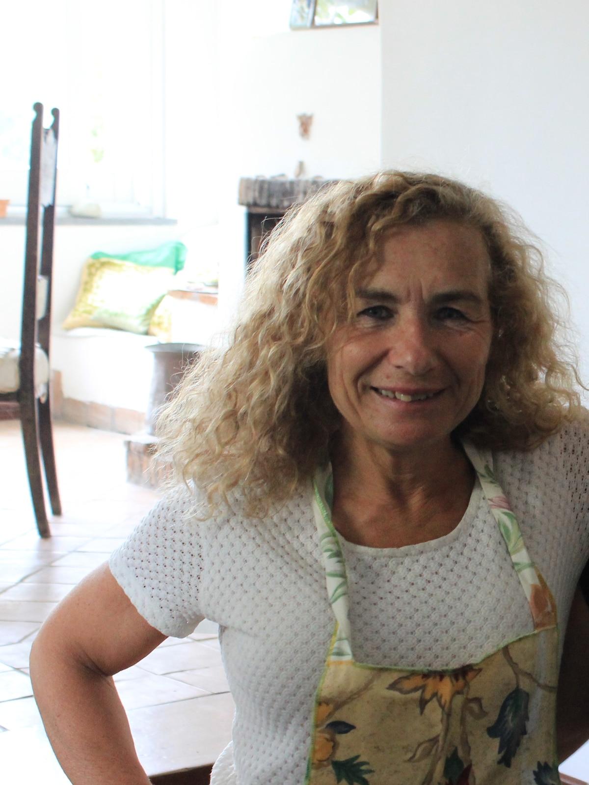 Anna Maria from Forio