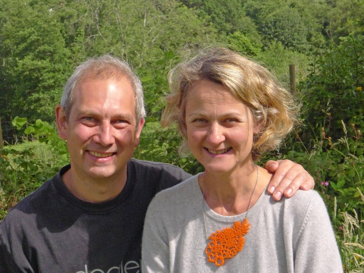 Chris & Jules from Lyme Regis