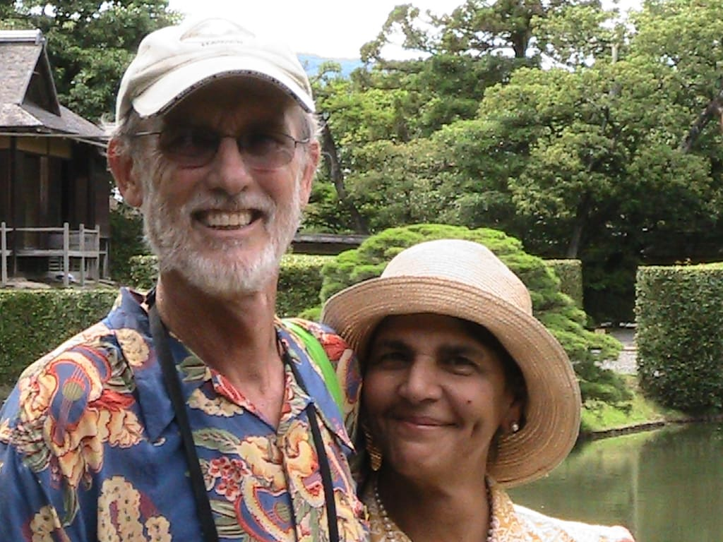 Roshani And John from Kaunakakai
