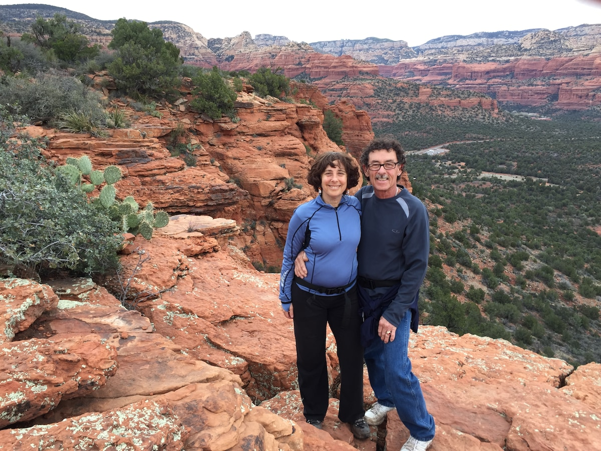 Denise And George from Oro Valley