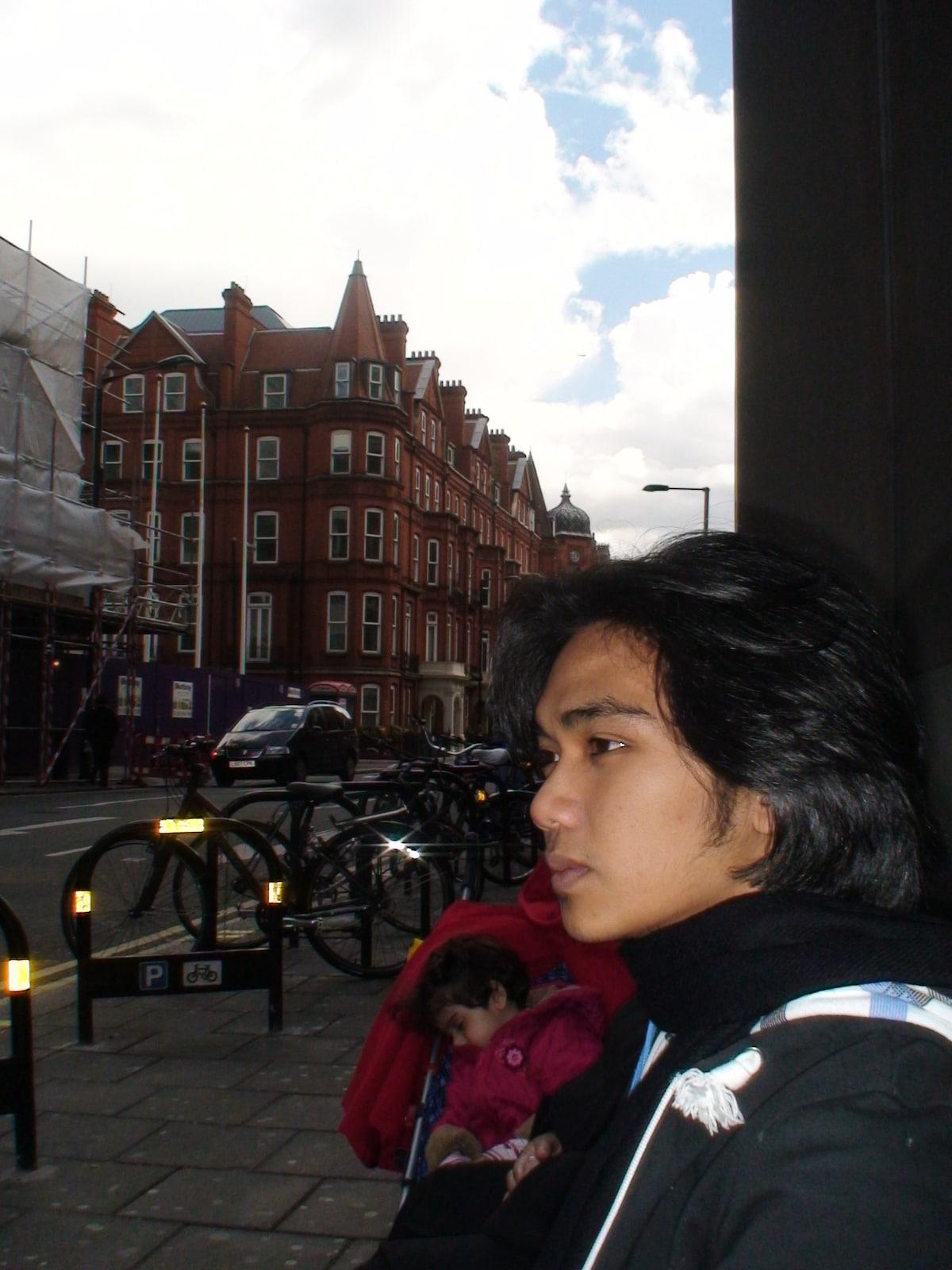 Mohamad Matnor From Kuching, Malaysia