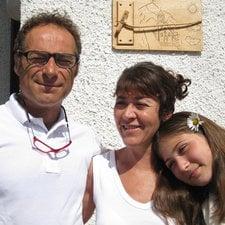 Paolo & Patrizia from Malga Ciapela