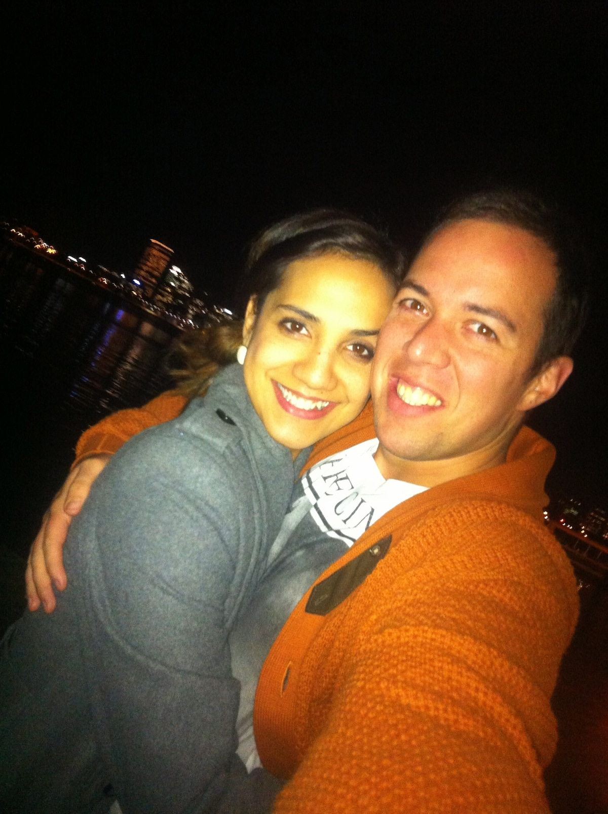 Daniel & Rachel