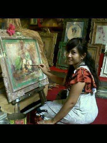 Trisna From Kuta, Indonesia