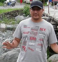 Flavio From Salta, Argentina