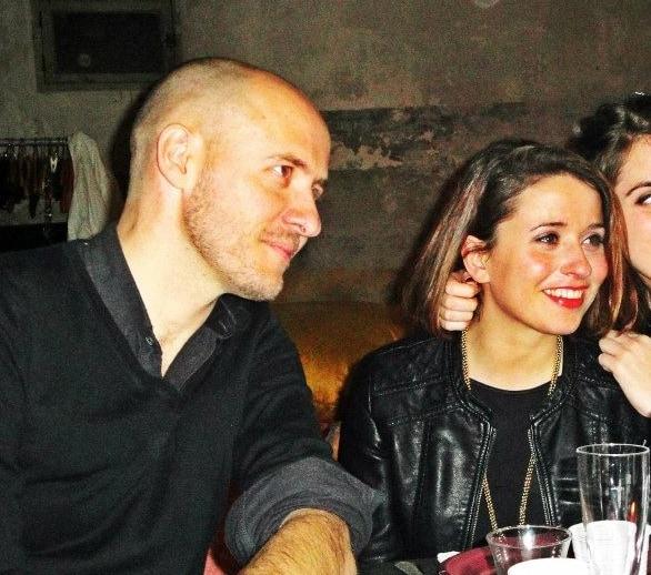 Nous sommes Alix & Luc, parisiens d'adoption car n