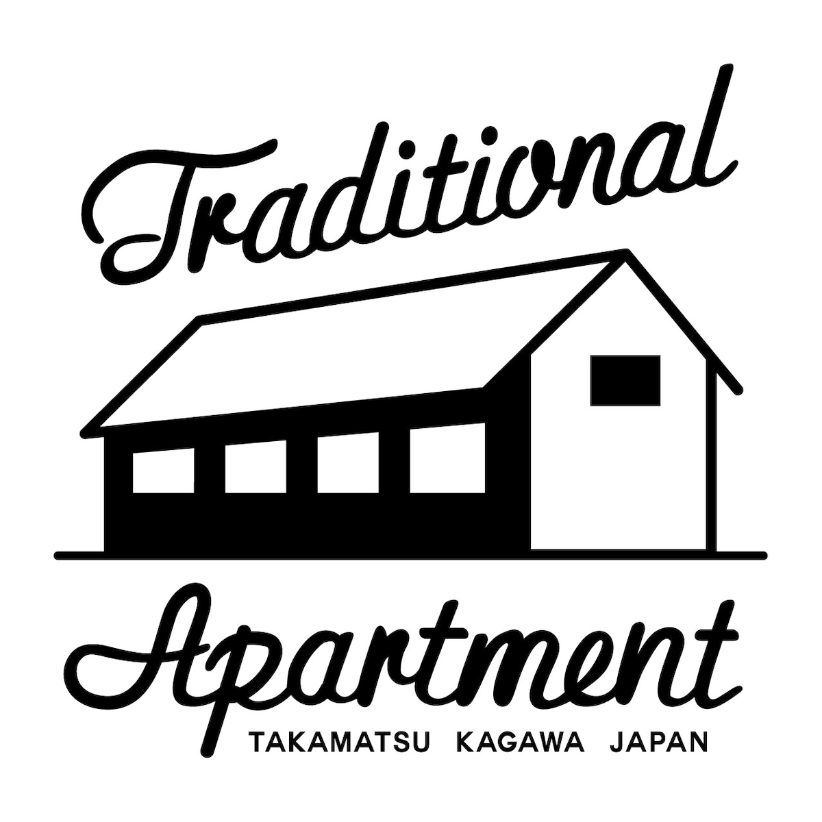 Traditional Apartment from Takamatsu