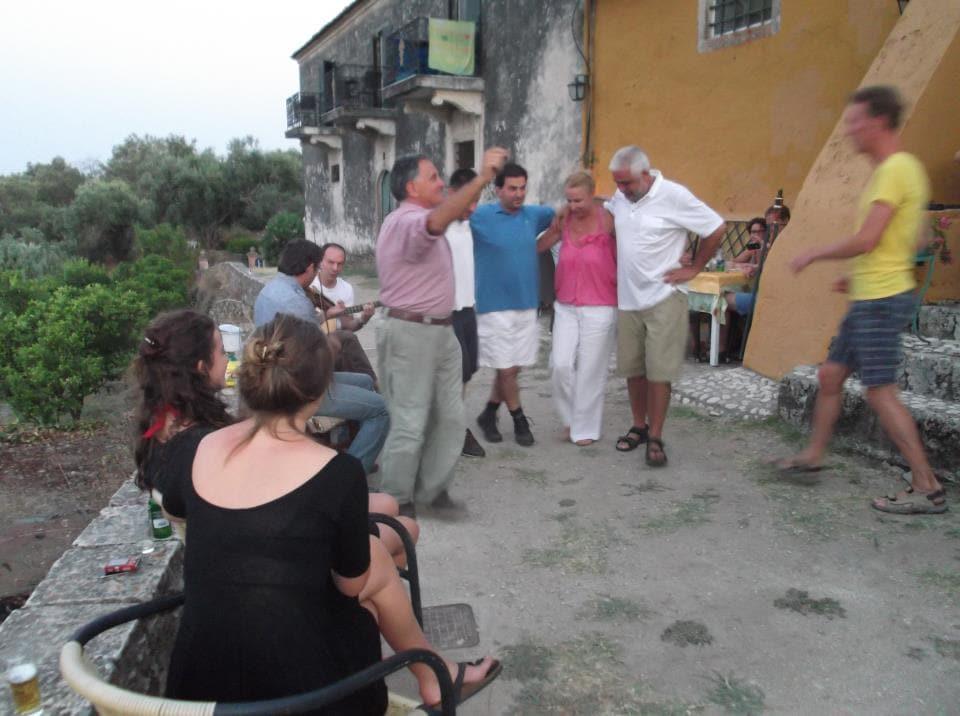 Spyros from Corfu