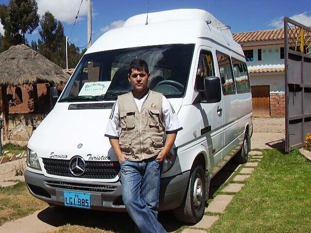 Antonio from Huarpa