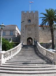 I am from Korčula and I work in tourist agency. I