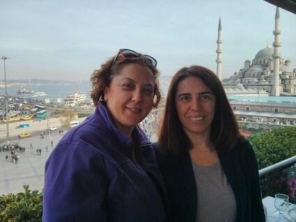 Yeliz & Gulnur from Izmir