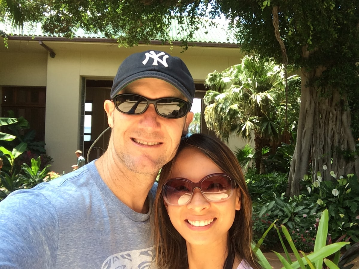 Kevin & Vicky from Pacific Grove