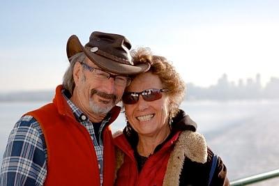 Ilene & Don From Jenner, CA