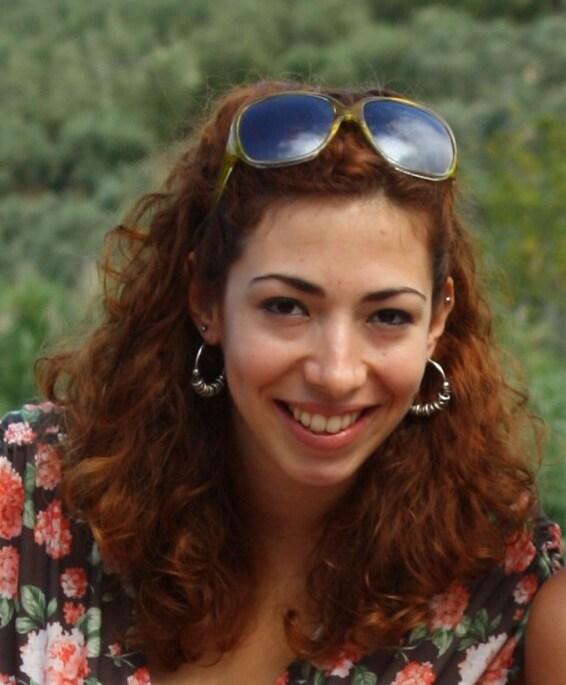 Silvia from Città di Castello