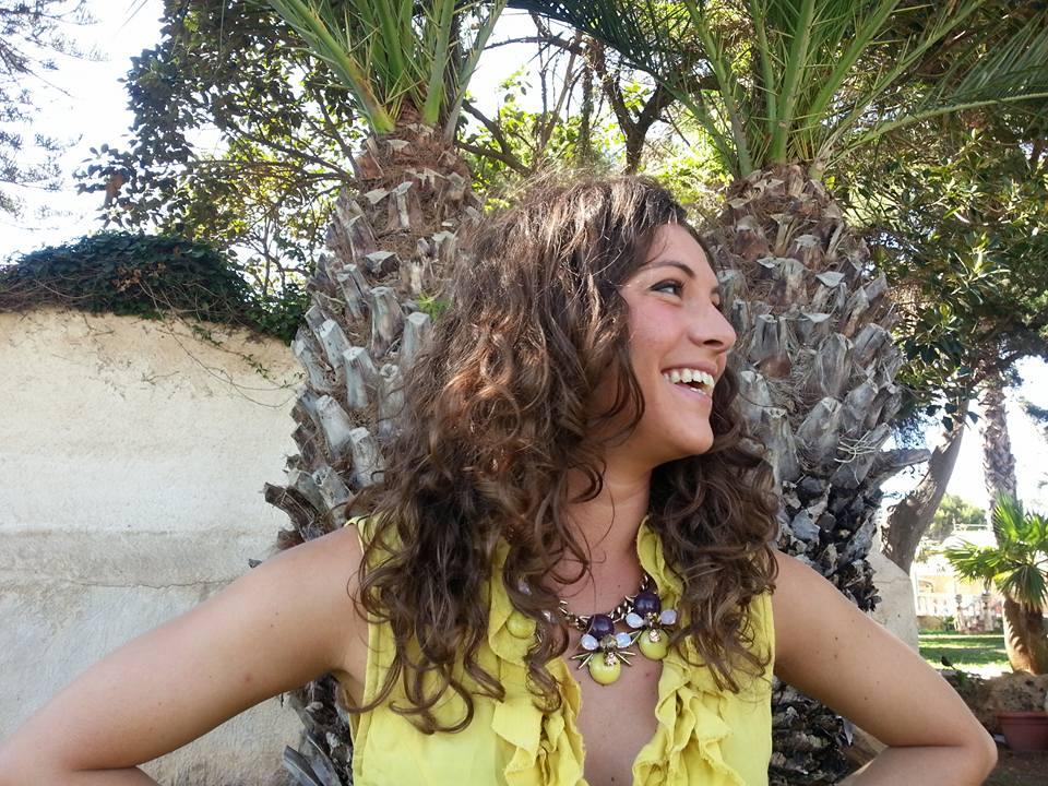 Giorgia From Marsala, Italy