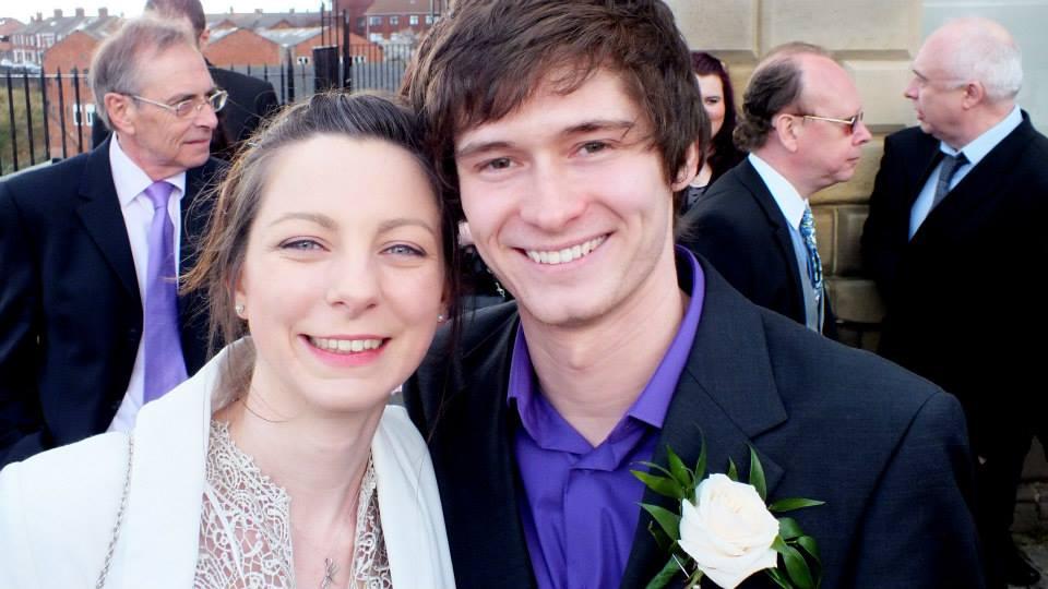 Beth Garner & Ian Taylor