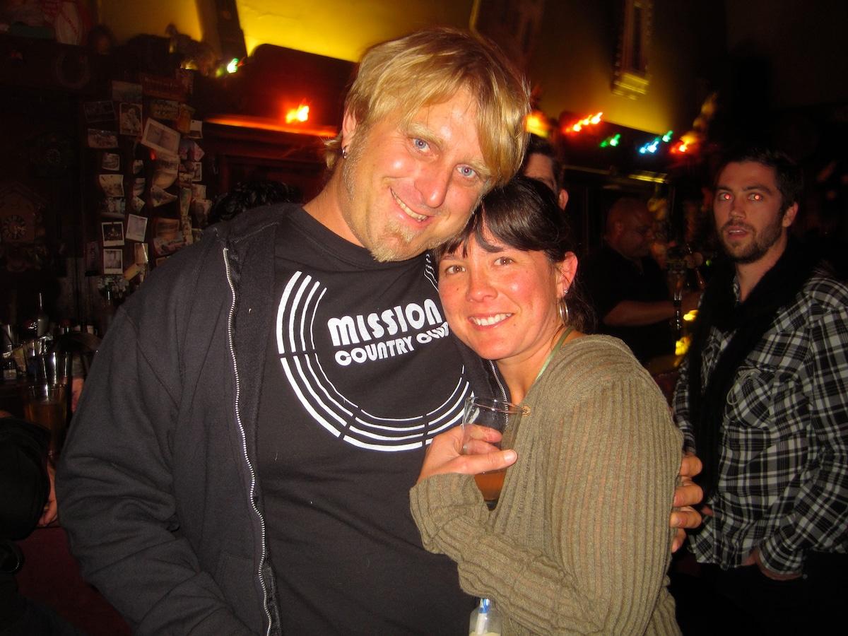 Lenaya & Brian
