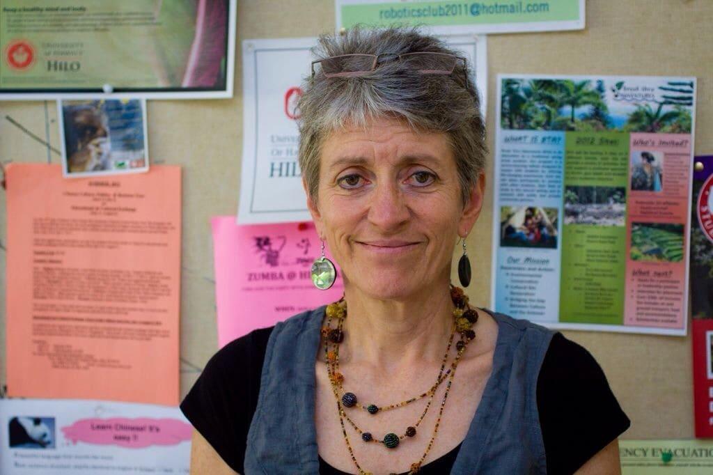 Gina from Pāhoa